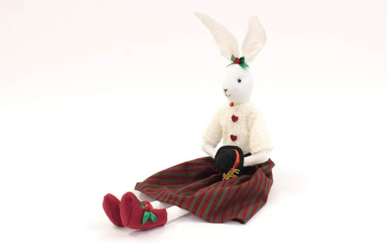 レース,通販,クリスマス,ドール,人形,刺繍
