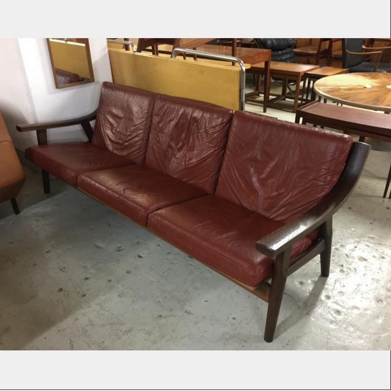 北欧ヴィンテージ家具 GE530 Sofa
