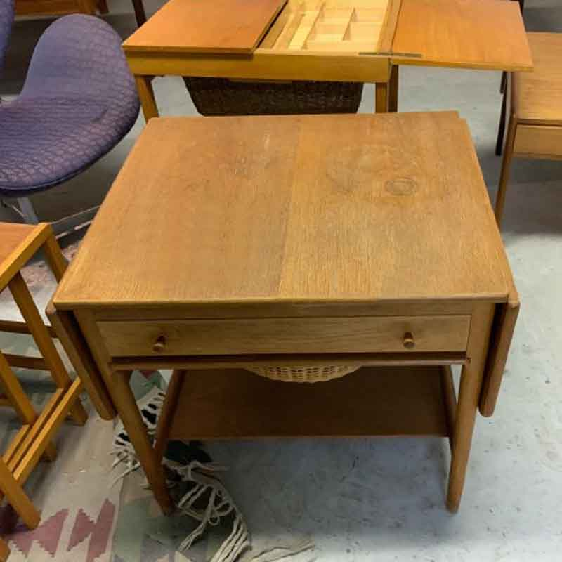 北欧ヴィンテージ家具 AT33 Sewing table