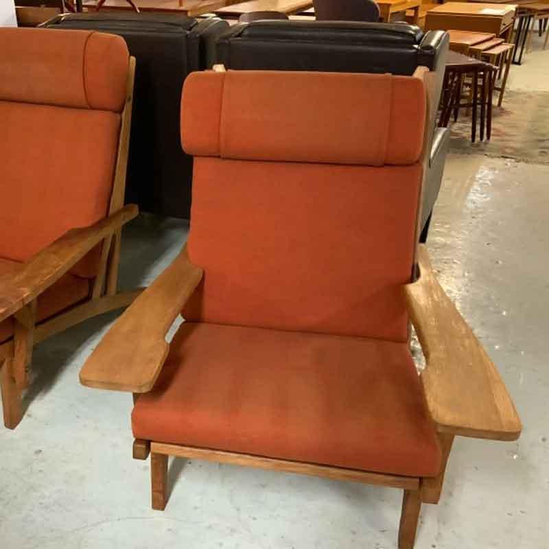 北欧ヴィンテージ家具 GE375 Chair