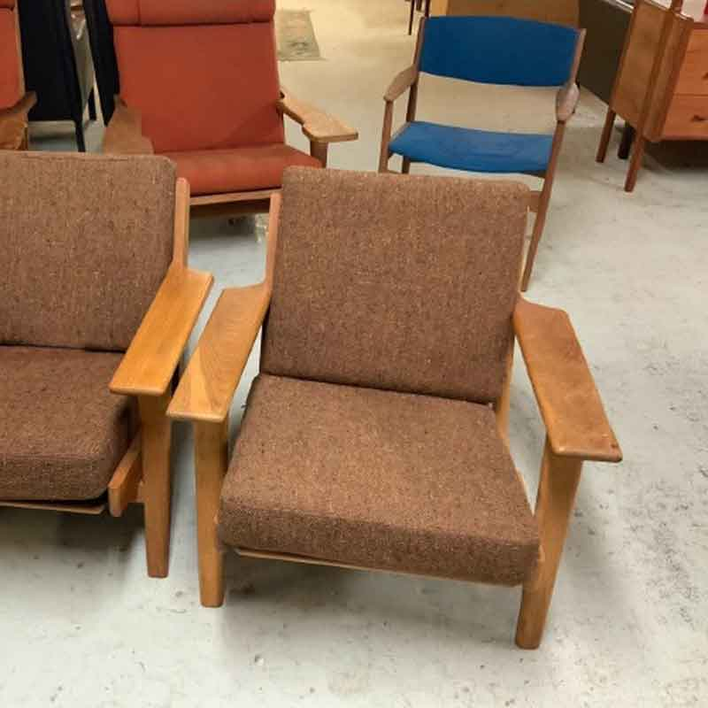 北欧ヴィンテージ家具 GE290 Chair
