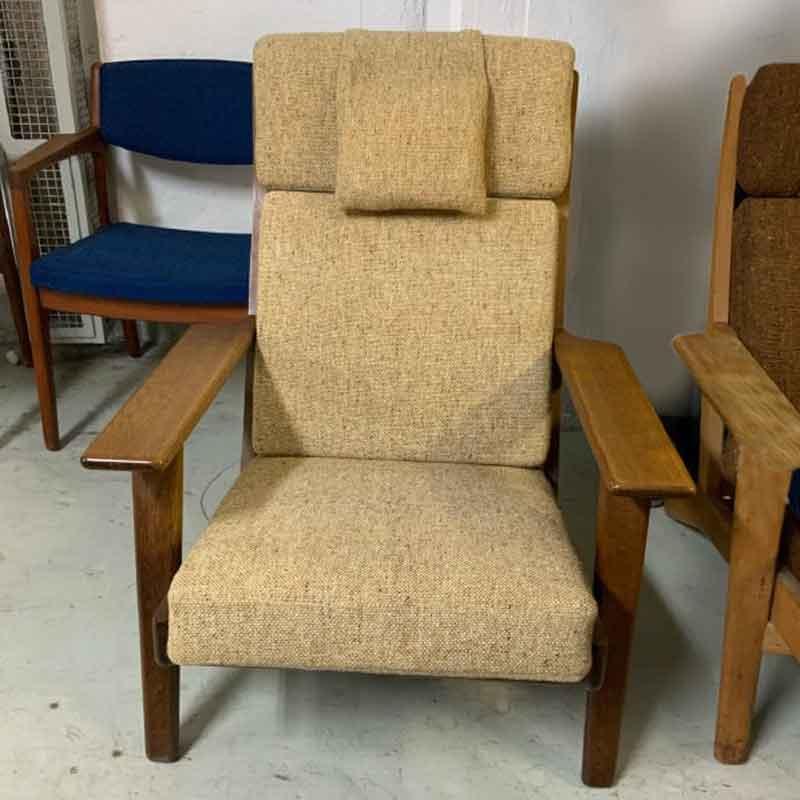 北欧ヴィンテージ家具 GE290A Chair