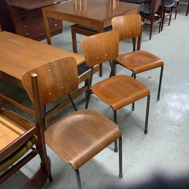 北欧ヴィンテージ家具 School Chair