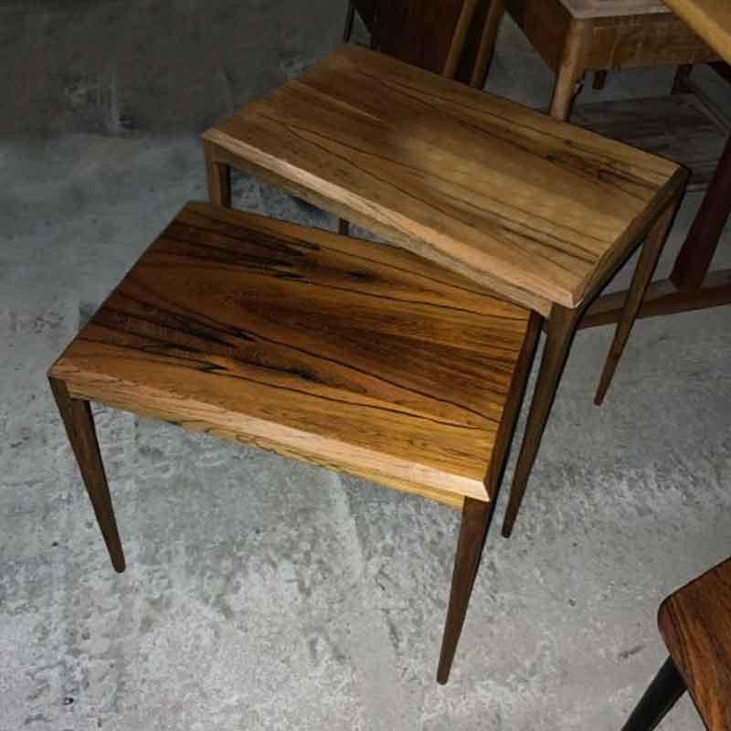北欧ヴィンテージ家具 Nest table