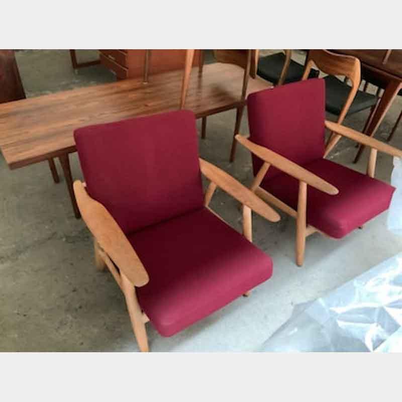 北欧ヴィンテージ家具 GE240 Chair