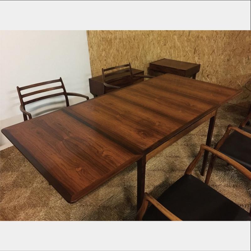 北欧ヴィンテージ家具 Extention Table