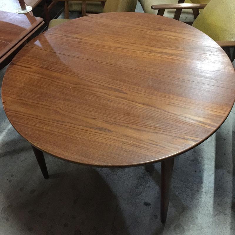 北欧ヴィンテージ家具 Round Table