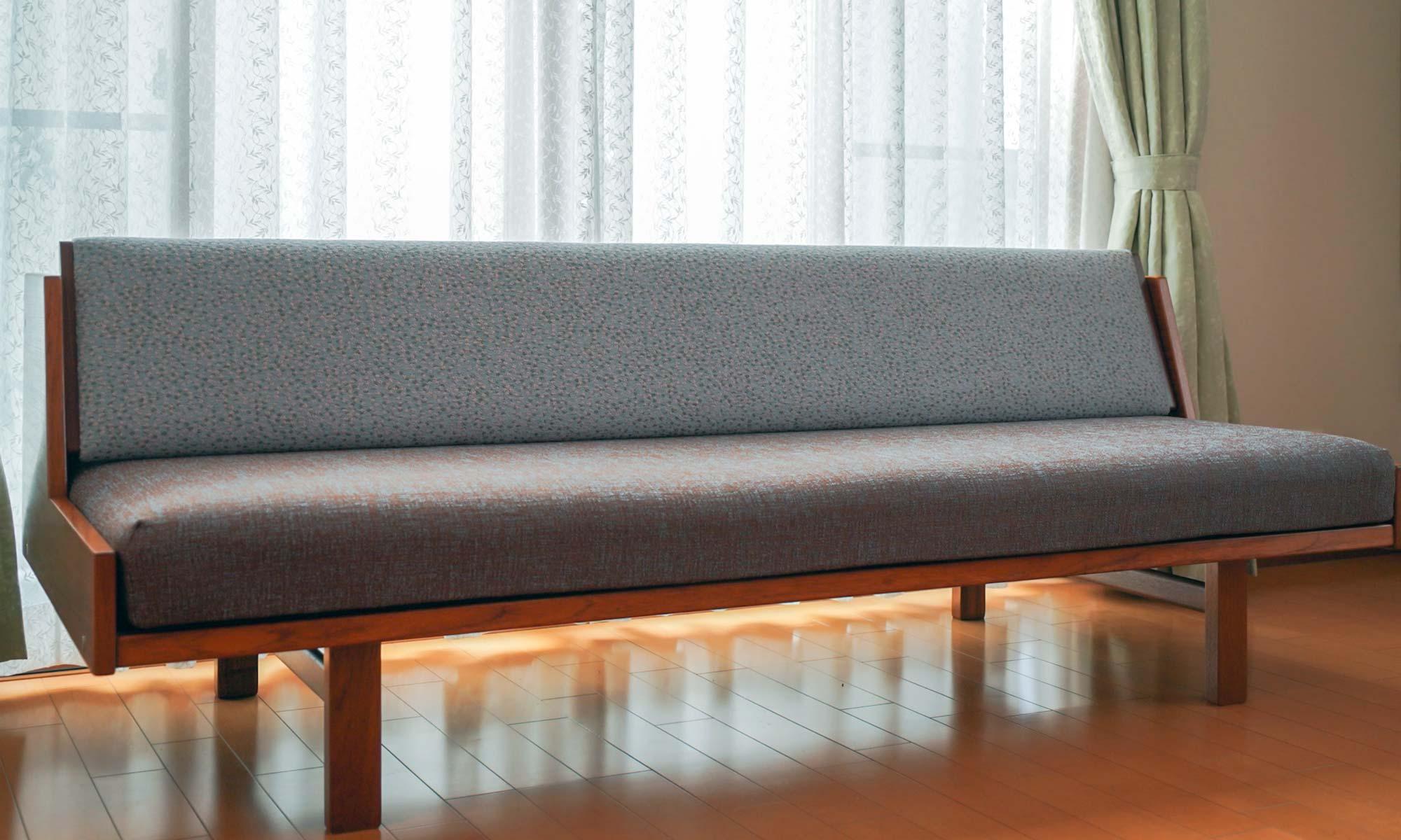 ウエグナーデイベッド 北欧ビンテージ家具