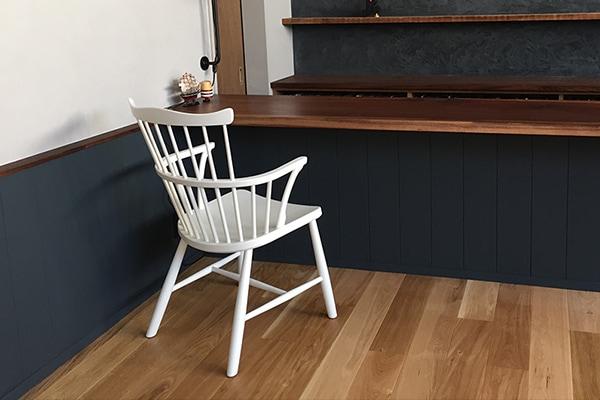 北欧ビンテージ家具 Wing back Chair