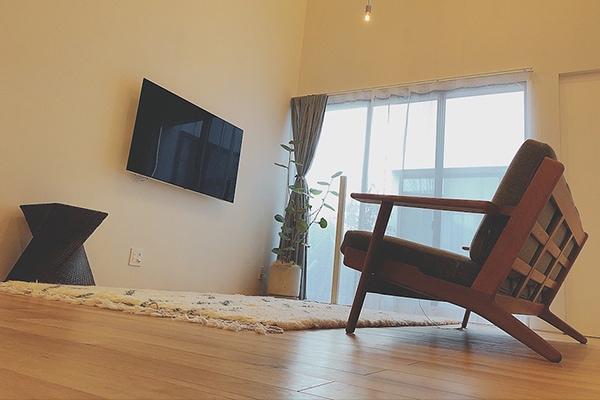 北欧ビンテージ家具 GE290 3seaters sofa