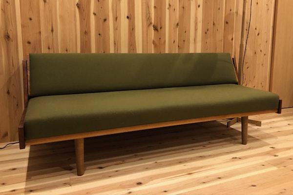北欧ビンテージ家具 GE258 Daybed designed
