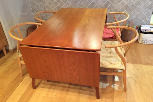 北欧ビンテージ家具 #168 Table