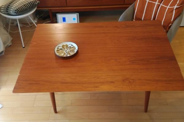 北欧ビンテージ家具 Sewing Table