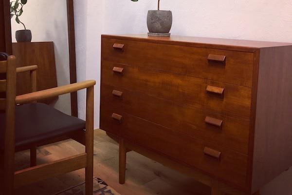 北欧ビンテージ家具 chest