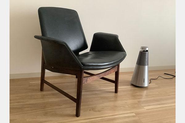 北欧ビンテージ家具 #451Arm Chair by Illum Wikkelso