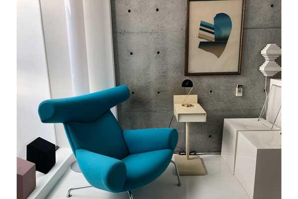 北欧ビンテージ家具 シングルソファ