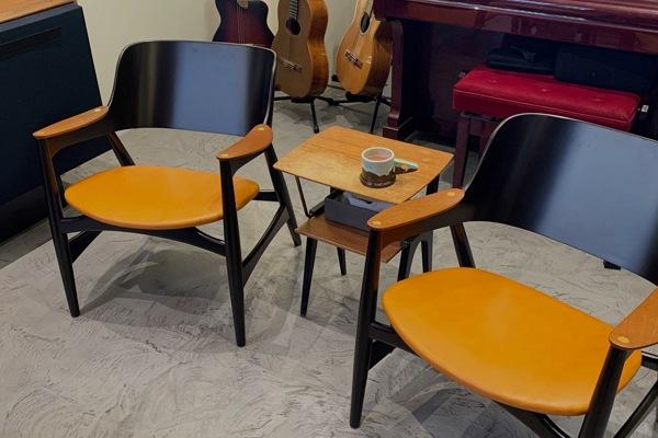 北欧ビンテージ家具 #407 Arm Chair by Jens Hjorth