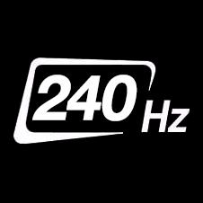 240Hz