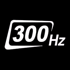 300Hz