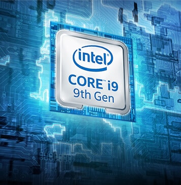 Intel COREi9 9th Gen CPU