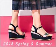 2018年coca春夏靴