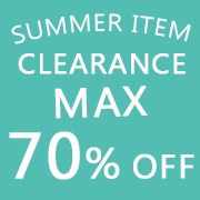 CLEARANCE最大70%OFF