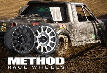 Method Race メソッドのホイール