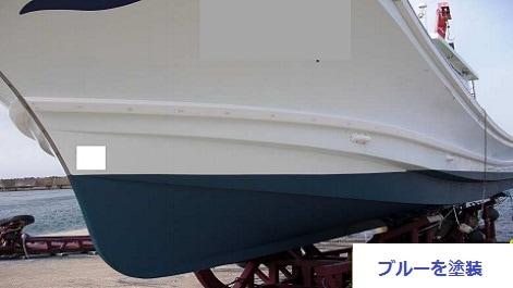 プラドールZ 塗装実績 ブルー