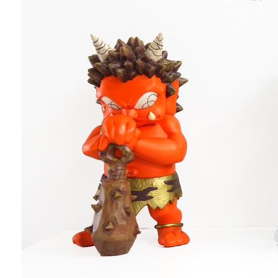瀧下和之 橙鬼フィギュア