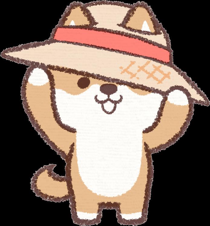 犬のキャラクター