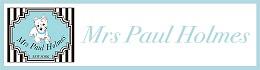 ミセス・ポールホームス Mrs Paul Holmes