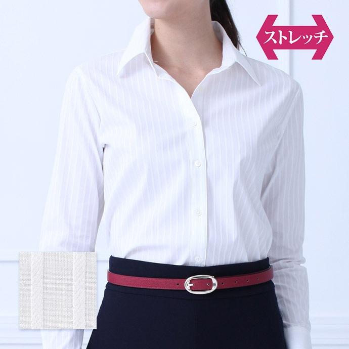 長袖/ホワイト オン ホワイト