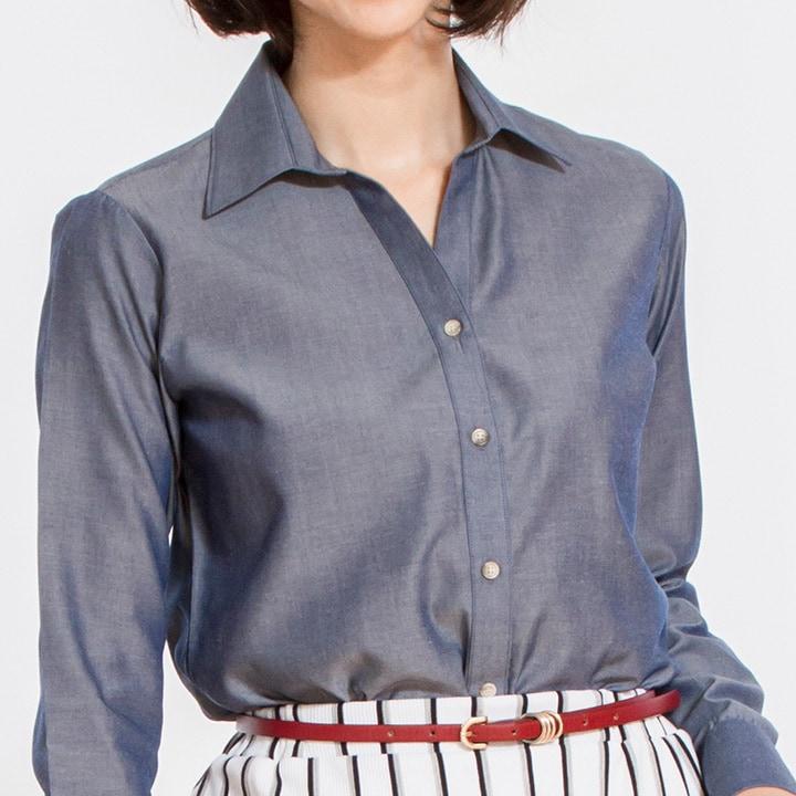 ダンガリーシャツ