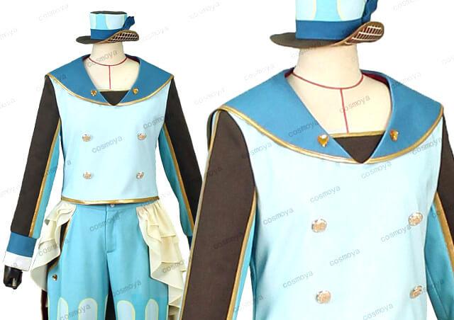 アニメキャラコスプレで「夢王国と眠れる100人の王子様」の衣装をお探しなら