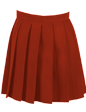 スカート(無地132色)
