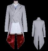 燕尾服(前閉じタイプ)