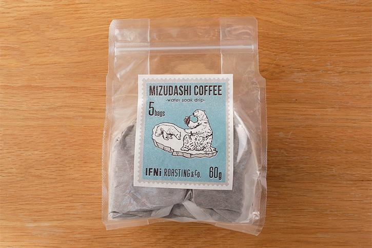水出しコーヒー (イフニ ロースティング アンド コー)