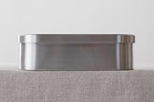 小判型ランチボックス (工房アイザワ)