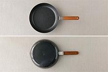 玉子焼き用フライパン・オムレツパン (ambai)