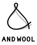 アンドウール/AND WOOL