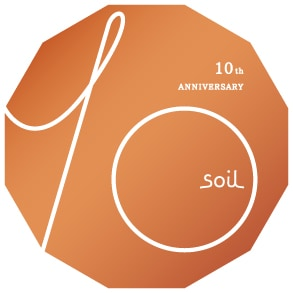 soil 10th ANNIVERSARY