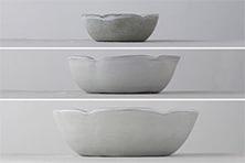 梅鉢 (福光焼)