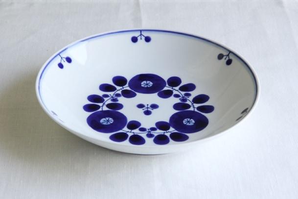 ブルーム フリーディッシュ ブーケ (白山陶器)