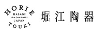 堀江陶器ロゴ