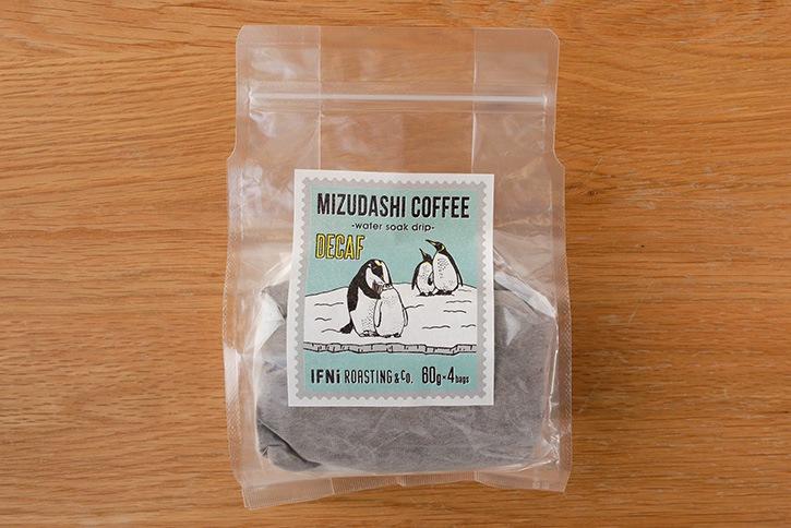 水出しコーヒー DECAF (イフニ)