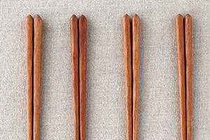 天削丸の木箸 (木箸しのはら)
