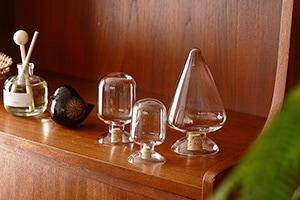イカ瓶・タコ瓶(小泉硝子製作所)