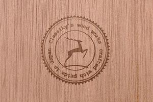 ツガのボックス(倉敷意匠)