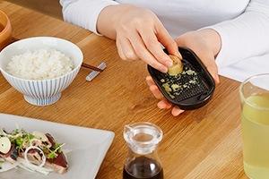 おろし皿(日常茶飯器)