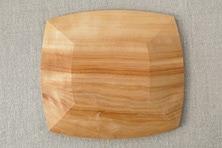 パン皿 (大久保ハウス木工舎)